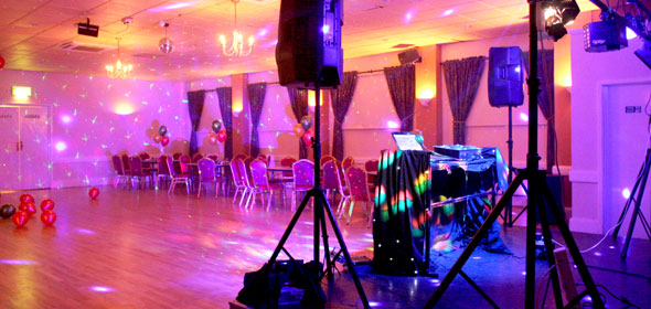 Topnotch DSL Events - obsluga muzyczna imprez, wynajem naglosnienia XH34